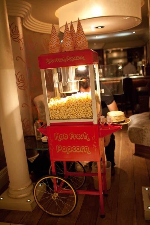 Popcorn Machine Hire Rental Johannesburg
