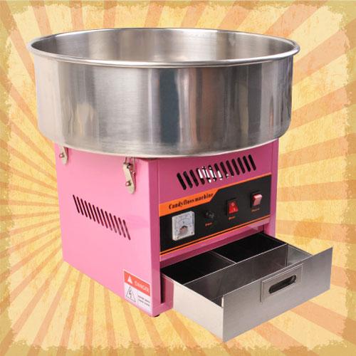 hire a candyfloss machine