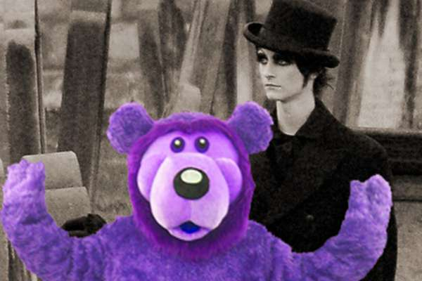 Goths and Care Bears