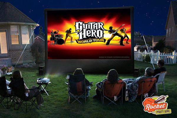 Guitar Hero Party