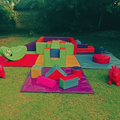 Soft Play Toys for Rent